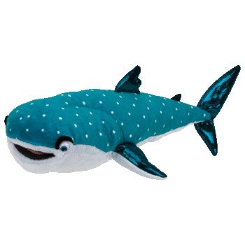Stuffed Whale Shark