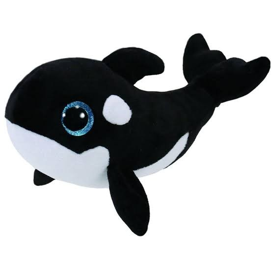 Peluche Orca Whale